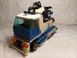 Спортивный военный грузовик